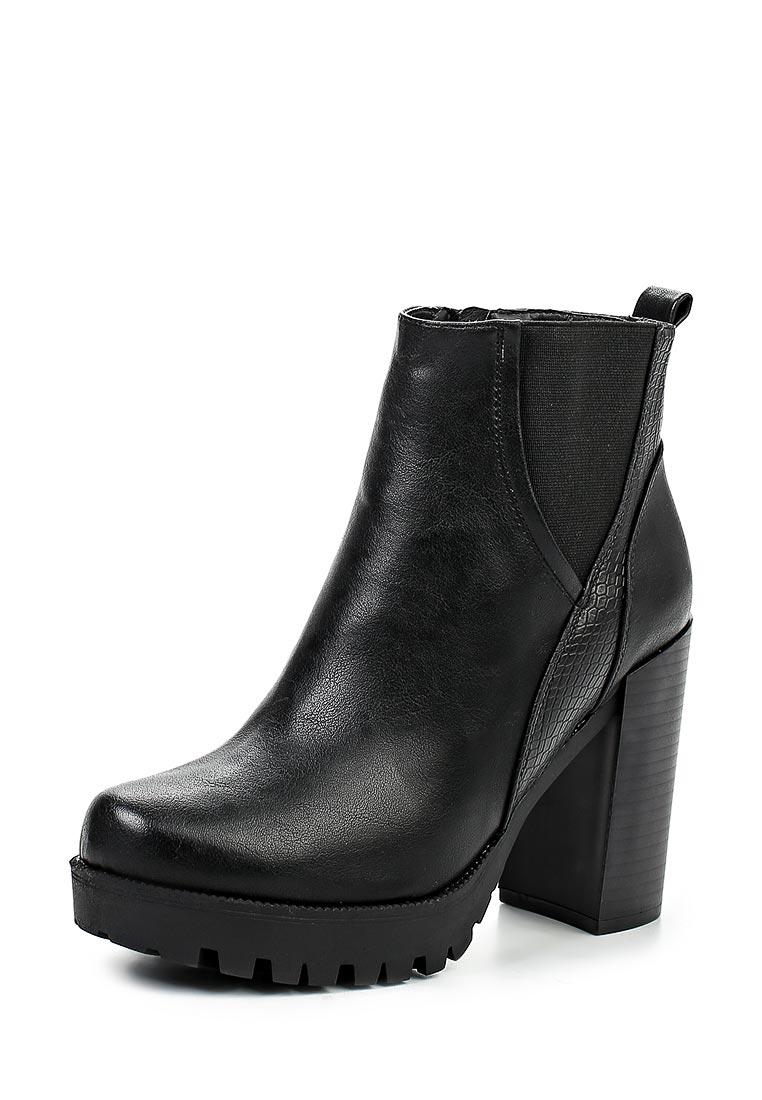 Женские ботильоны Ideal Shoes 8001