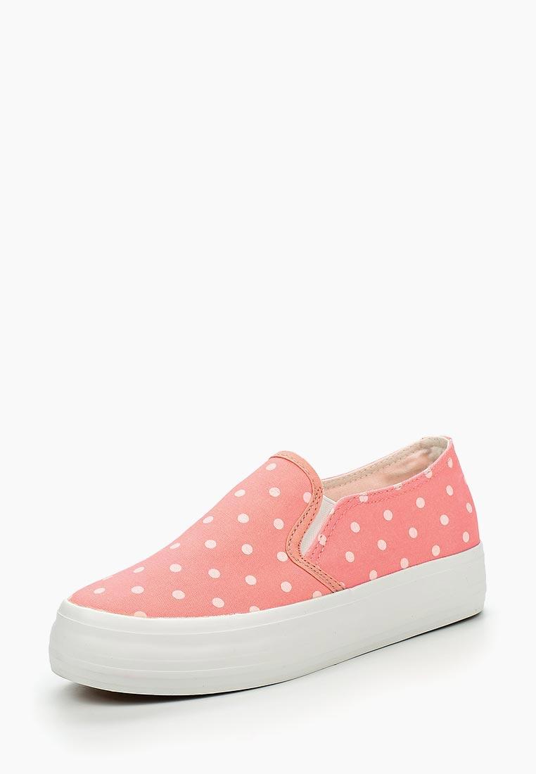 Женские слипоны Ideal Shoes W-3020