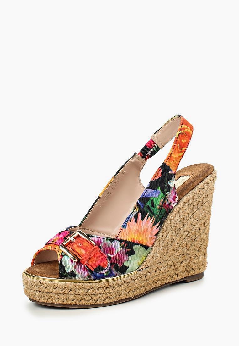 Женские эспадрильи Ideal Shoes FL-5805