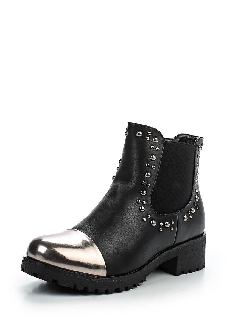 Женские ботинки Ideal Shoes BR-5901