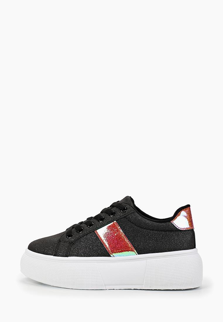 Женские кеды Ideal Shoes W-3106