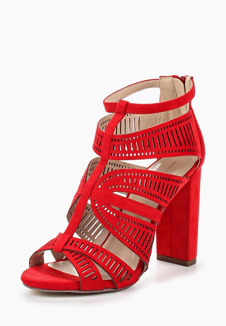 Женские ботильоны Ideal Shoes A-3922-1