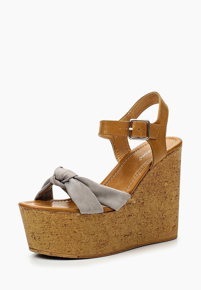Женские босоножки Ideal Shoes BM-9016: изображение 6
