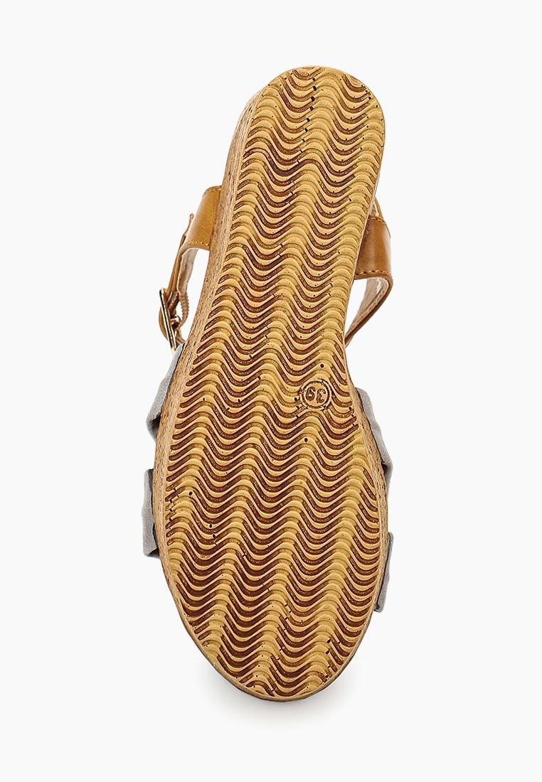 Женские босоножки Ideal Shoes BM-9016: изображение 8