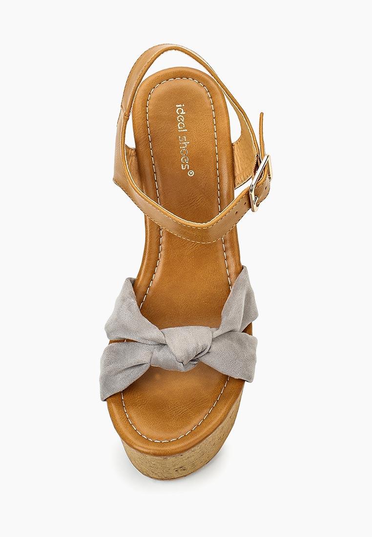 Женские босоножки Ideal Shoes BM-9016: изображение 9