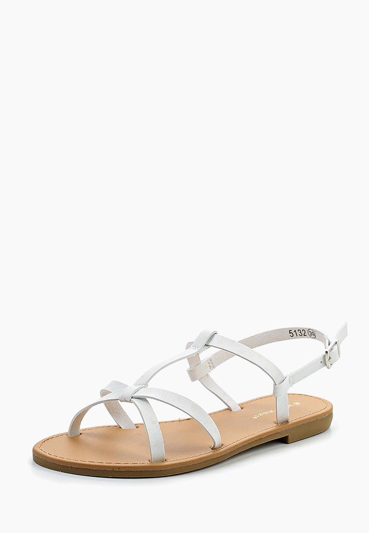 Женские сандалии Ideal Shoes 5132: изображение 6