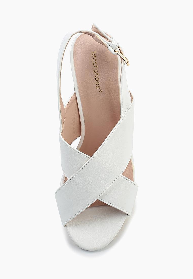 Женские босоножки Ideal Shoes SR-2618: изображение 9