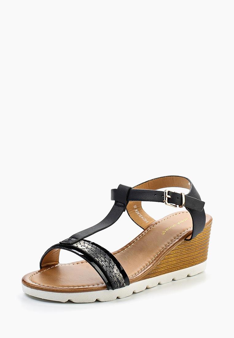 Женские босоножки Ideal Shoes Y-8214: изображение 1