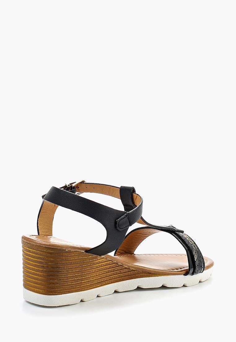 Женские босоножки Ideal Shoes Y-8214: изображение 2