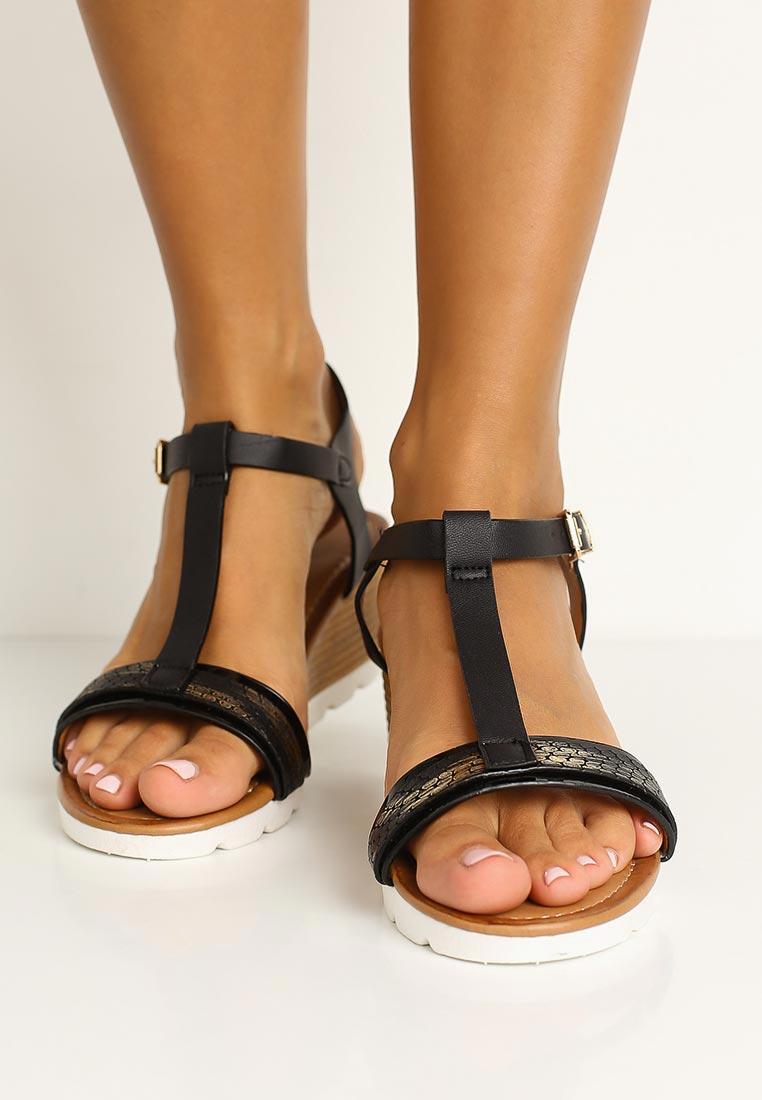Женские босоножки Ideal Shoes Y-8214: изображение 5