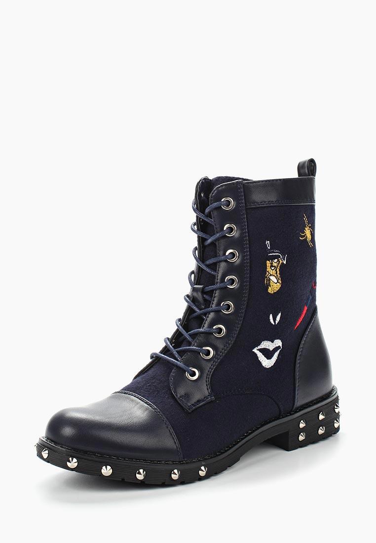 Женские ботинки Ideal Shoes R-2699