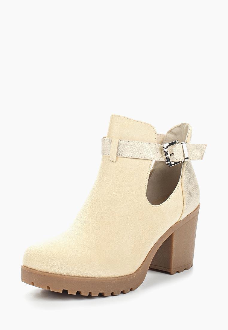 Женские ботильоны Ideal Shoes E-4891