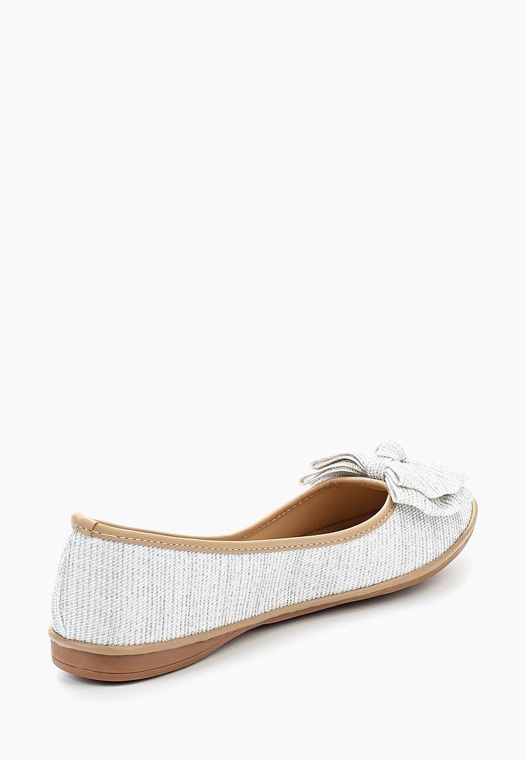Женские балетки Ideal Shoes M-8805: изображение 7