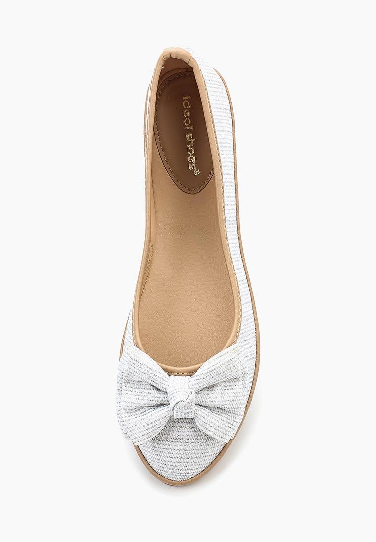 Женские балетки Ideal Shoes M-8805: изображение 9