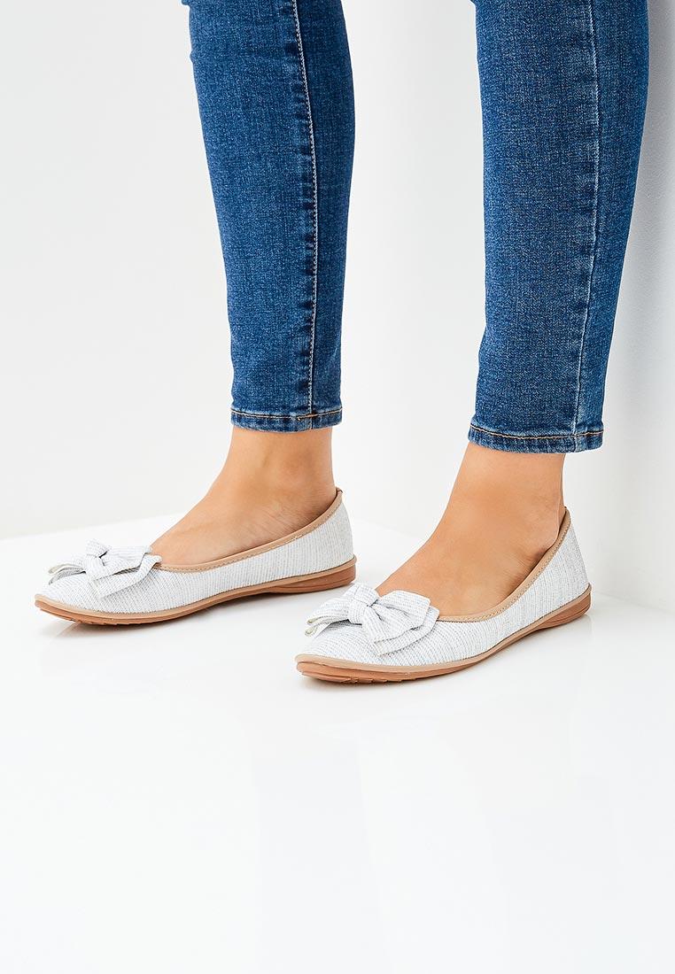 Женские балетки Ideal Shoes M-8805: изображение 10
