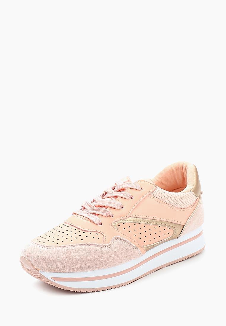 Женские кроссовки Ideal Shoes X-9713: изображение 1