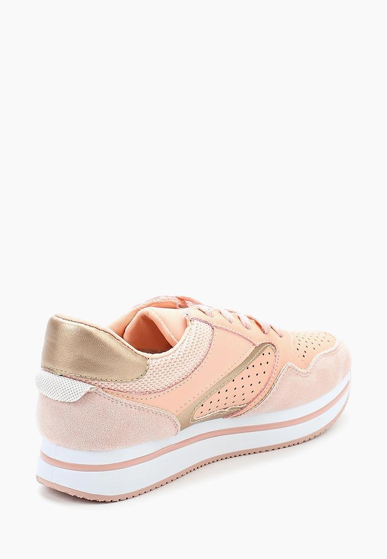 Женские кроссовки Ideal Shoes X-9713: изображение 2