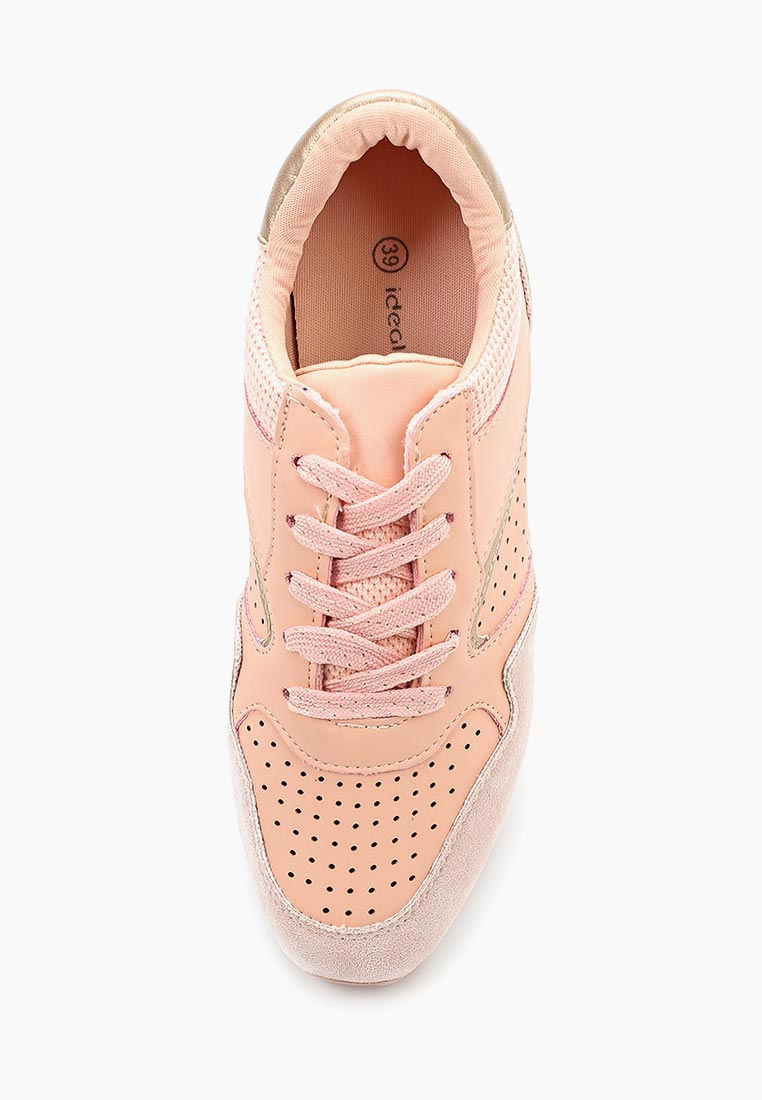Женские кроссовки Ideal Shoes X-9713: изображение 4