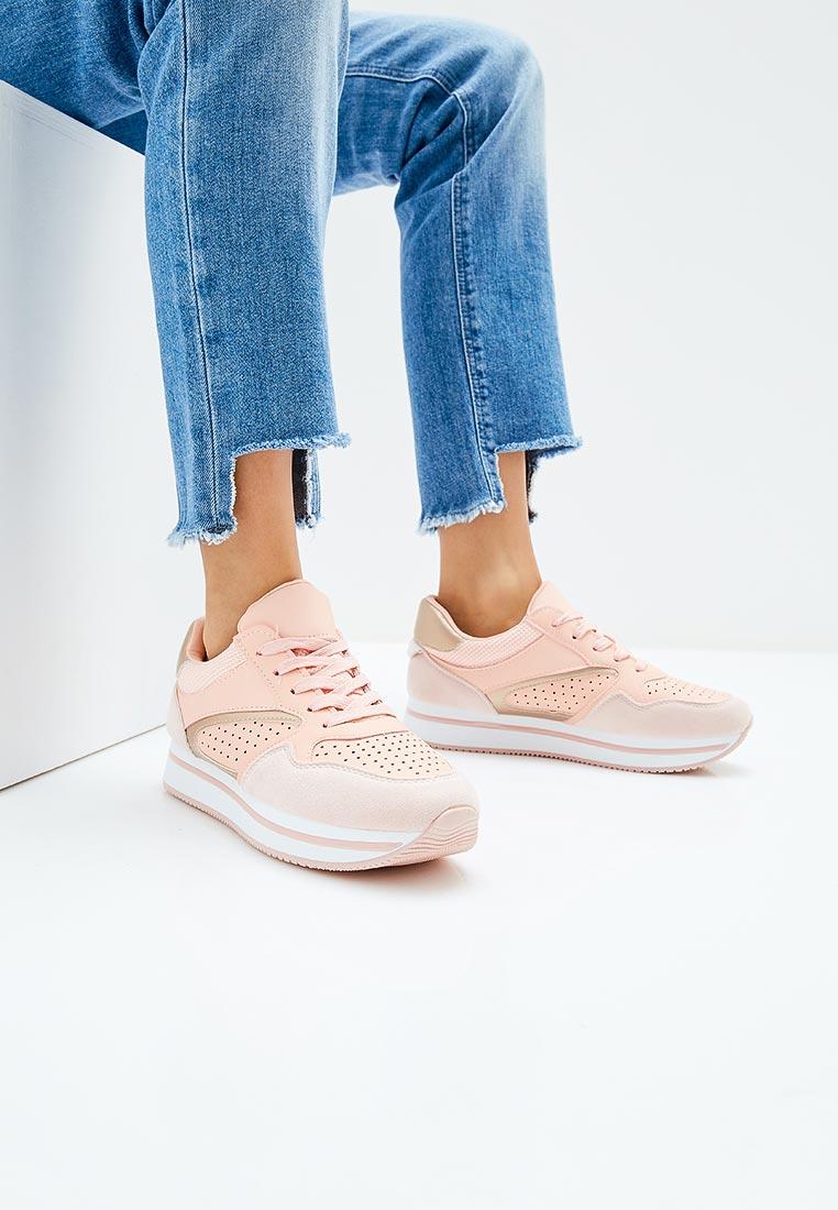 Женские кроссовки Ideal Shoes X-9713: изображение 5