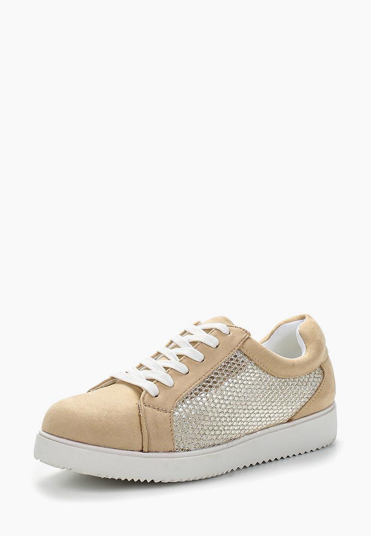 Женские кеды Ideal Shoes F-2770: изображение 1