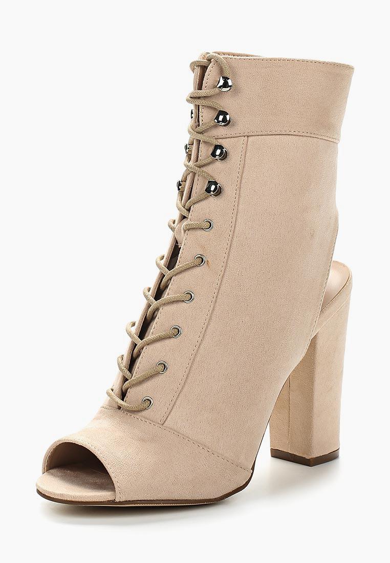 Женские ботильоны Ideal Shoes P-6361