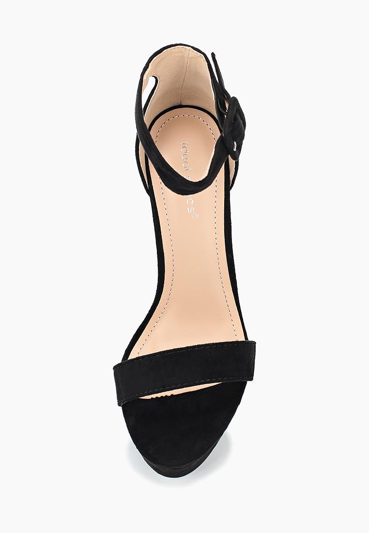 Женские босоножки Ideal Shoes P-6365: изображение 5