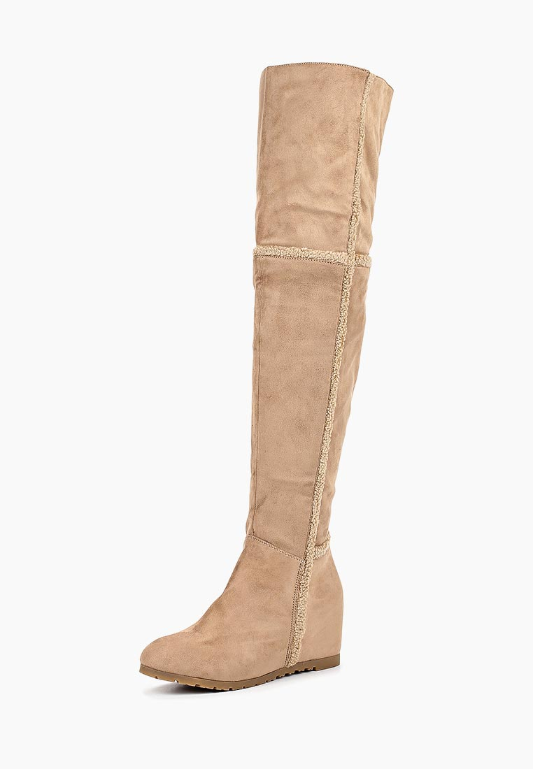 Женские ботфорты Ideal Shoes E-4896