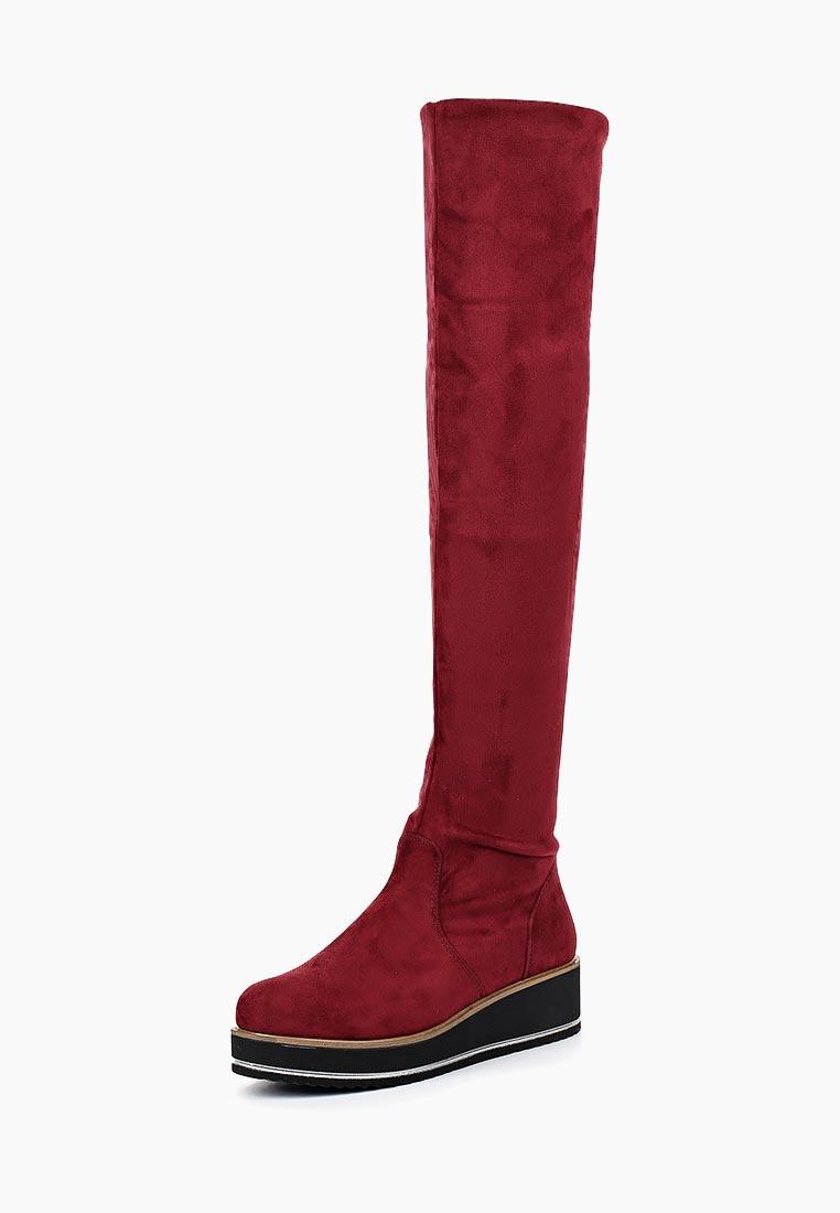 Женские ботфорты Ideal Shoes E-4900