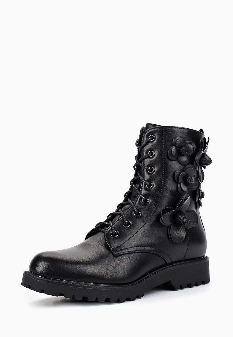 Женские ботинки Ideal Shoes ES-8518