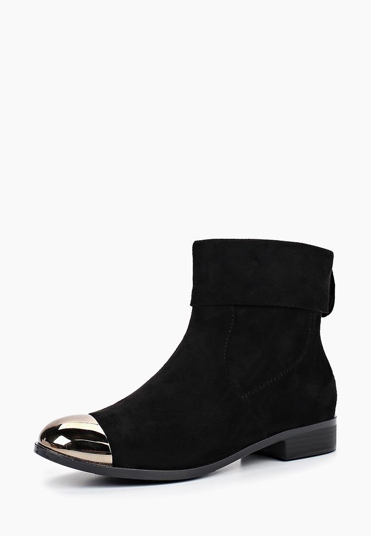 Женские полусапоги Ideal Shoes Q-2712