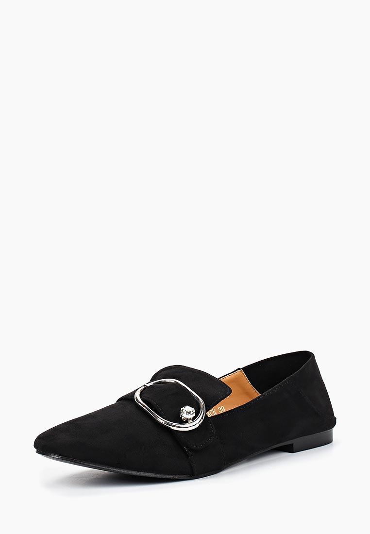 Женские лоферы Ideal Shoes S-7307
