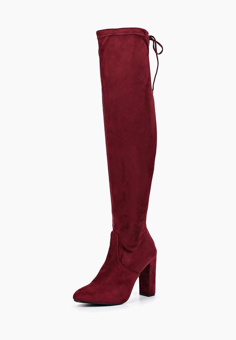 Женские ботфорты Ideal Shoes S-9532