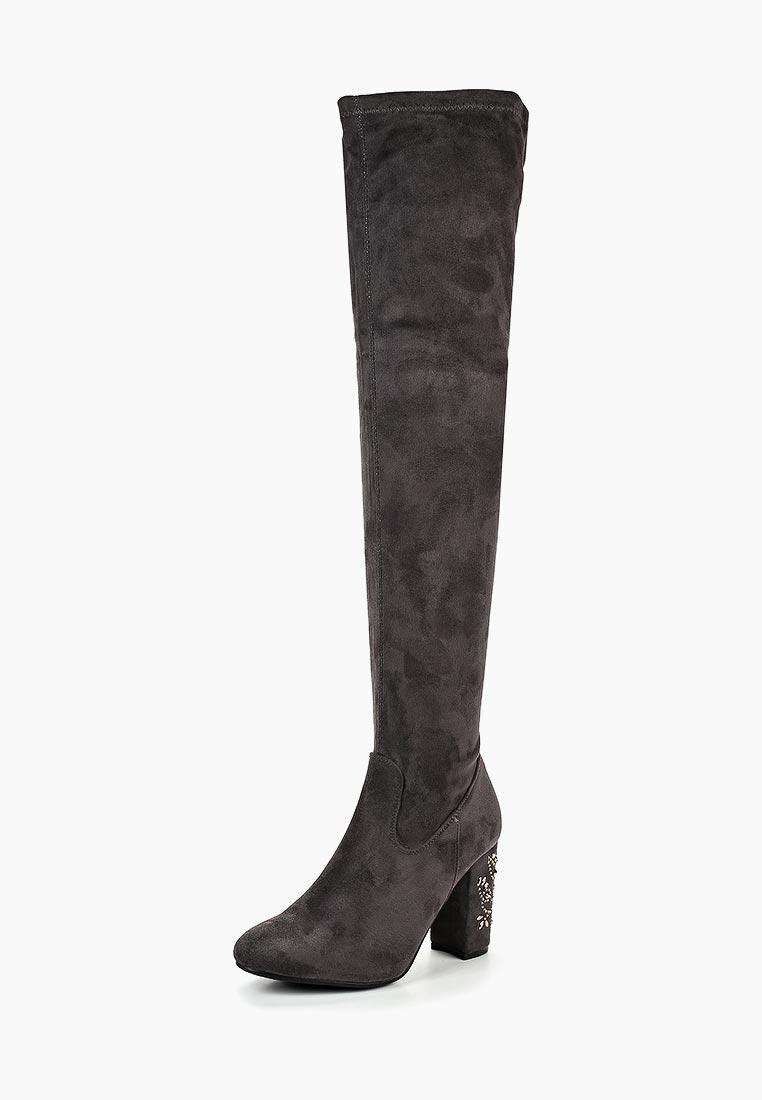 Женские ботфорты Ideal Shoes SU-2732