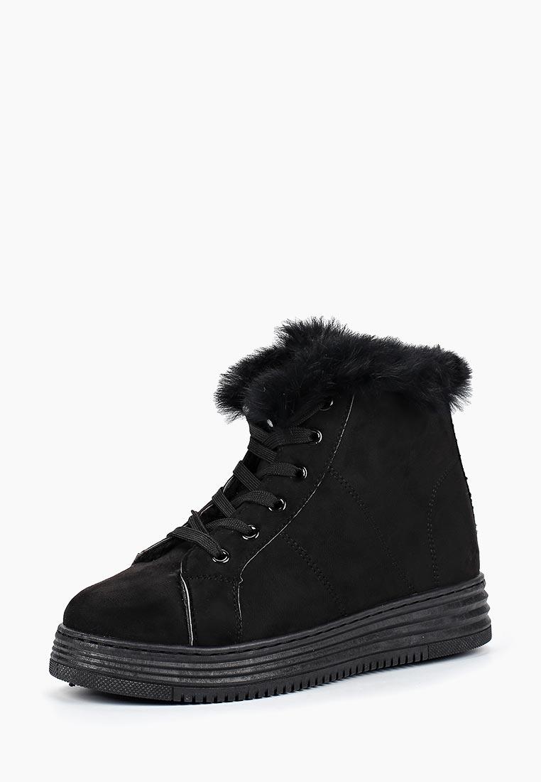 Женские ботинки Ideal Shoes V-5508