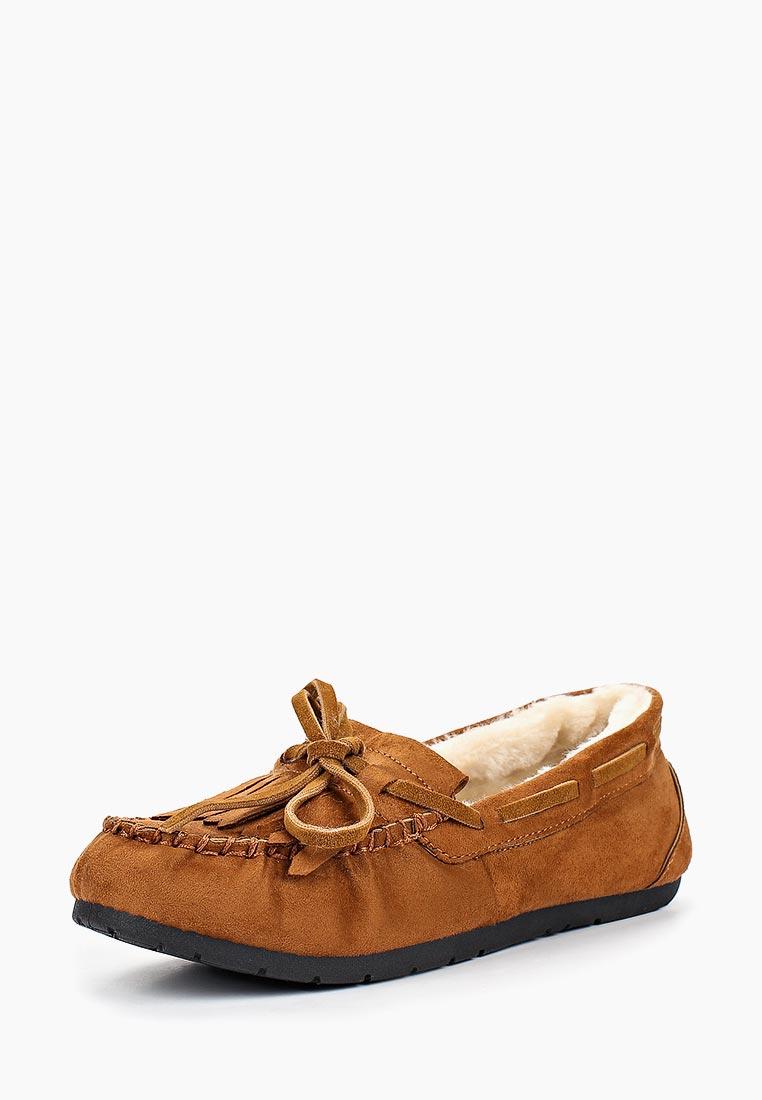 Женские мокасины Ideal Shoes X-2693
