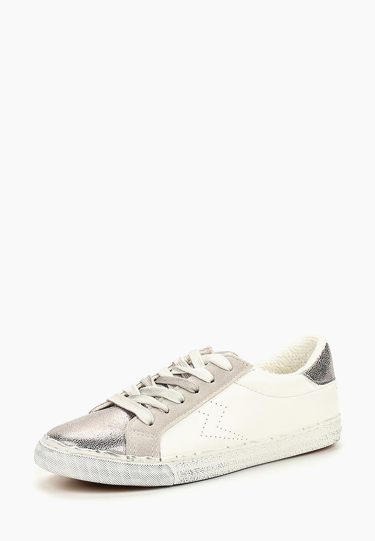 Женские кеды Ideal Shoes B-6832