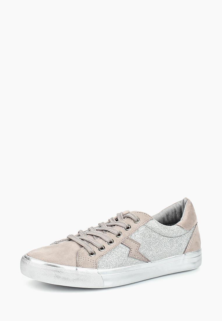 Женские кеды Ideal Shoes B-6836