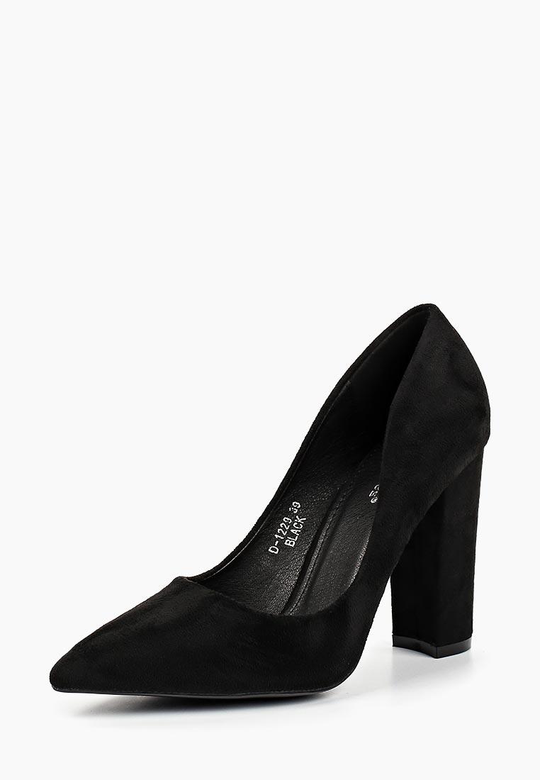 Женские туфли Ideal Shoes D-1229