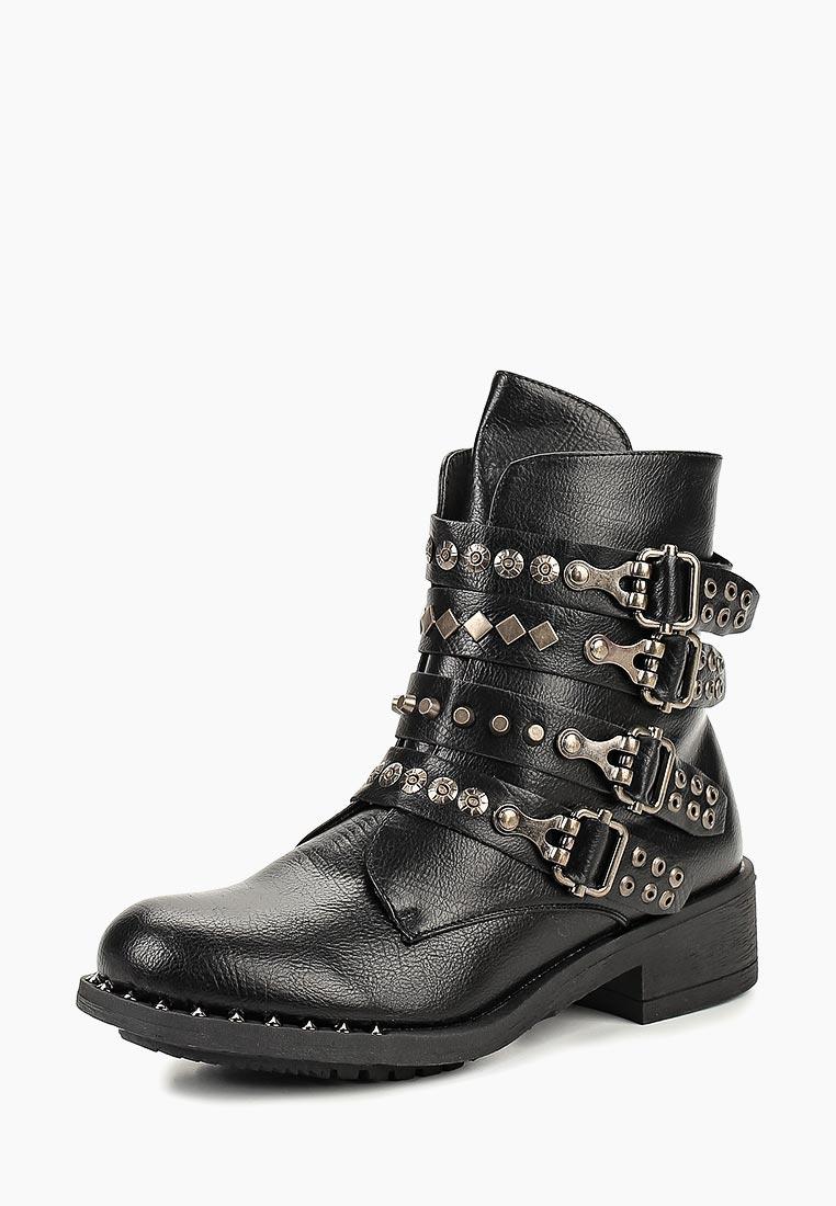Женские полусапоги Ideal Shoes E-5103