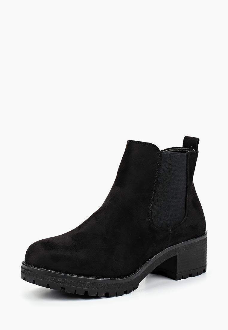 Женские ботильоны Ideal Shoes E-5105