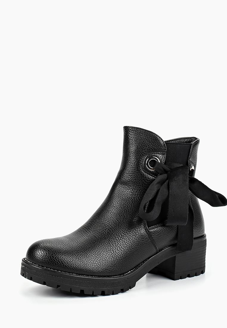 Женские ботинки Ideal Shoes E-5107-1