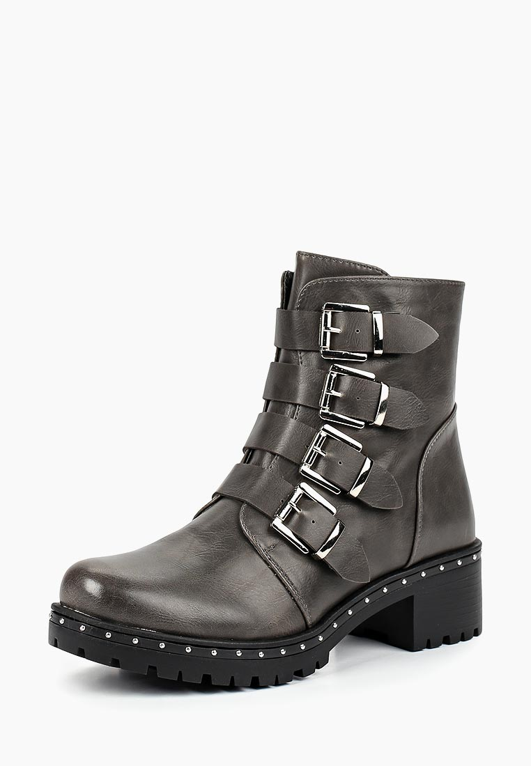 Женские ботинки Ideal Shoes E-5112