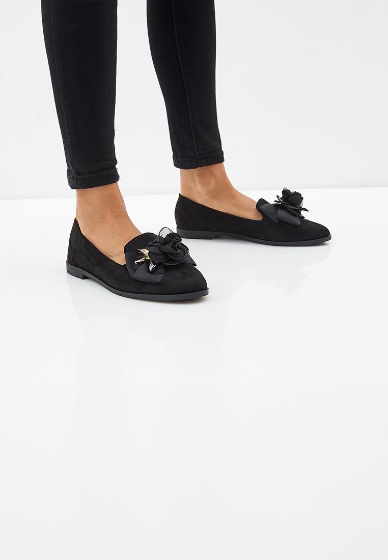 Женские лоферы Ideal Shoes H-6579-1