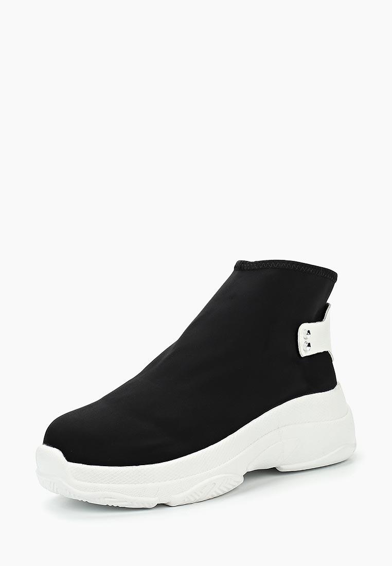 Женские кроссовки Ideal Shoes J-8703