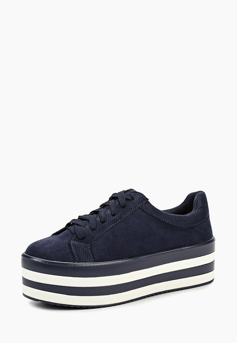 Женские кеды Ideal Shoes M-8816