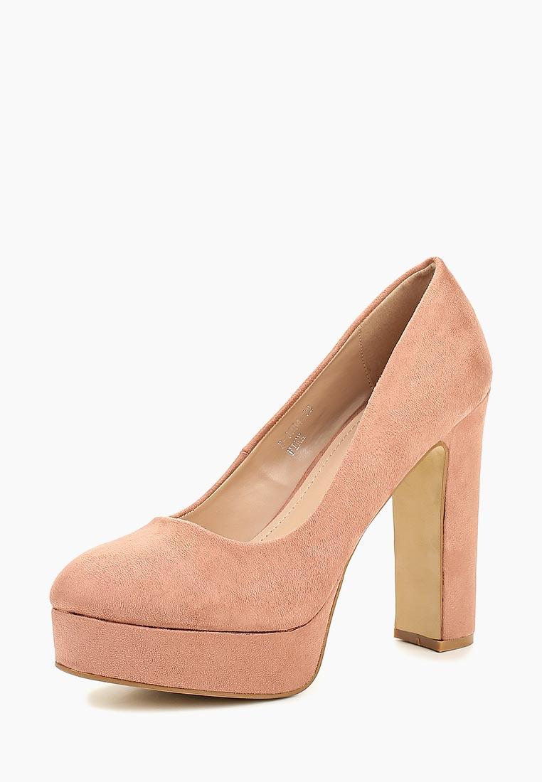 Женские туфли Ideal Shoes P-6384