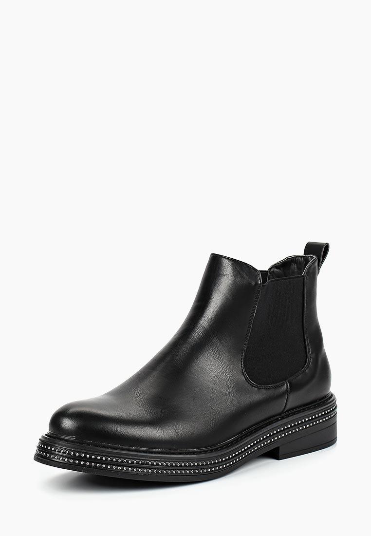 Женские ботинки Ideal Shoes WY-2843