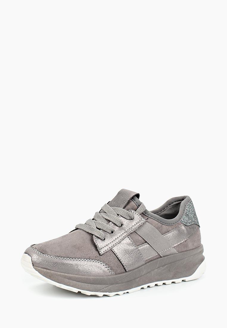 Женские кроссовки Ideal Shoes X-9733