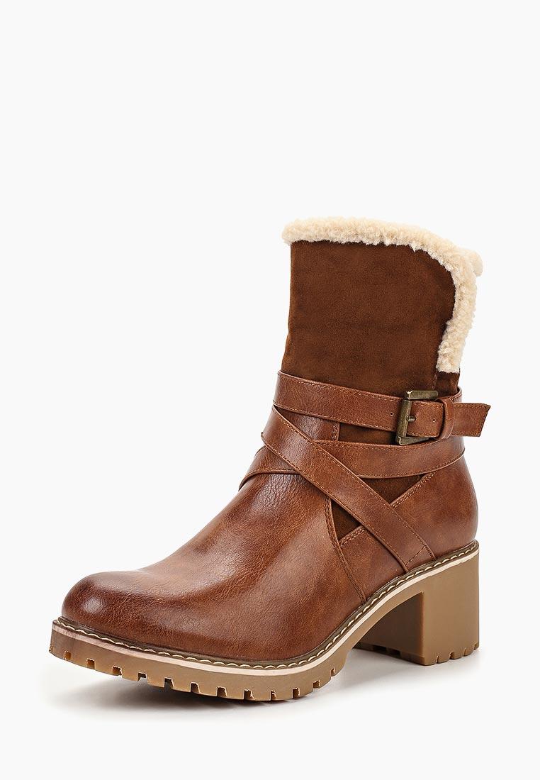 Женские полусапоги Ideal Shoes BM-9061