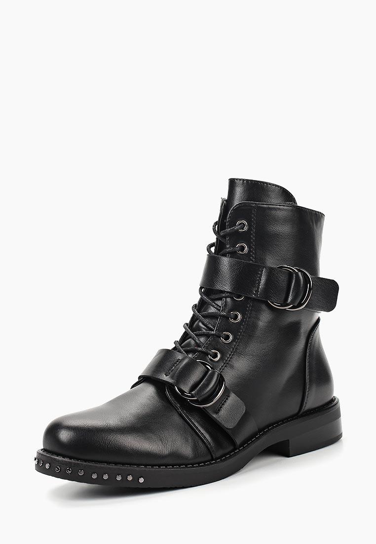 Женские ботинки Ideal Shoes E-5115
